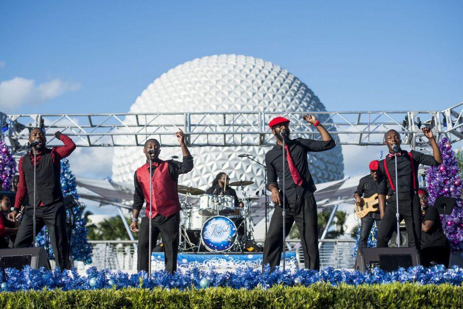 JOYFUL! A Gospel Celebration of the Season Epcot Walt Disney World Christmas