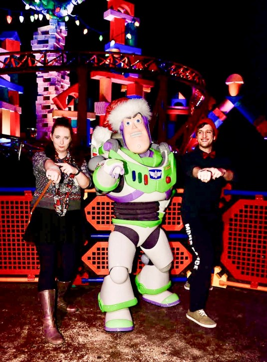 Toy Story Land Character Meet and Greet Disney's Hollywood Studios Disney After Hours #DisneyAfterHours