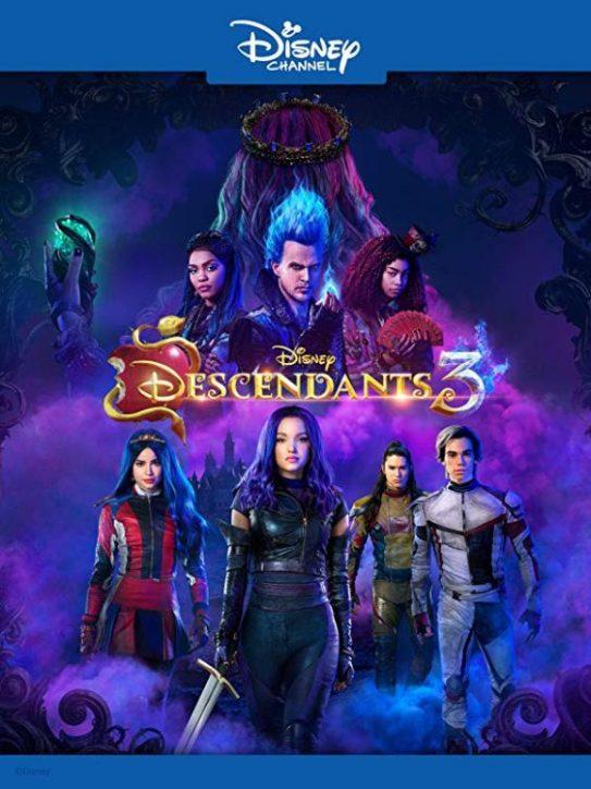 Descendants 3 Disney Plus