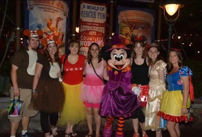 Mickey's Not So Scary Halloween Party - Disney in your Dday
