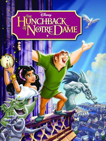 Hunchback of Notre Dame - Disney in your Day
