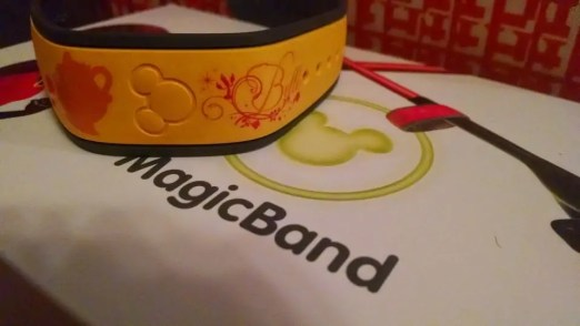 magic band 3