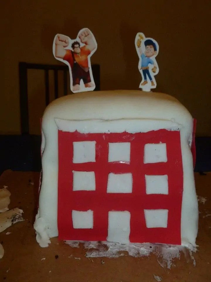 Wreck-It Ralph party - Disney in your Day