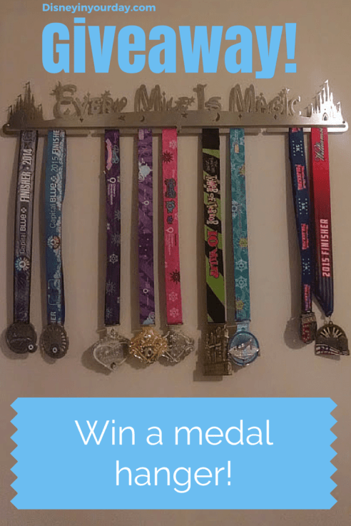 medal hangers  - disney in your day