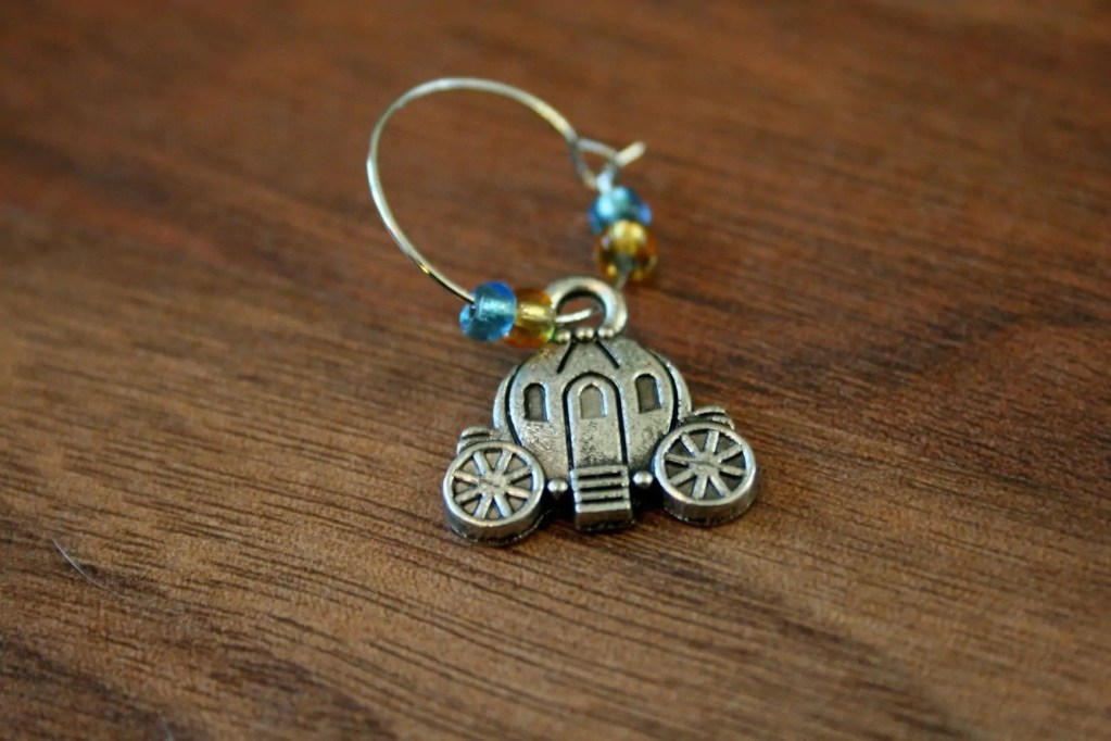 Crafty Corner: Disney wine charms