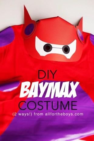 Disney DIY Halloween Costumes - Disney in your Day
