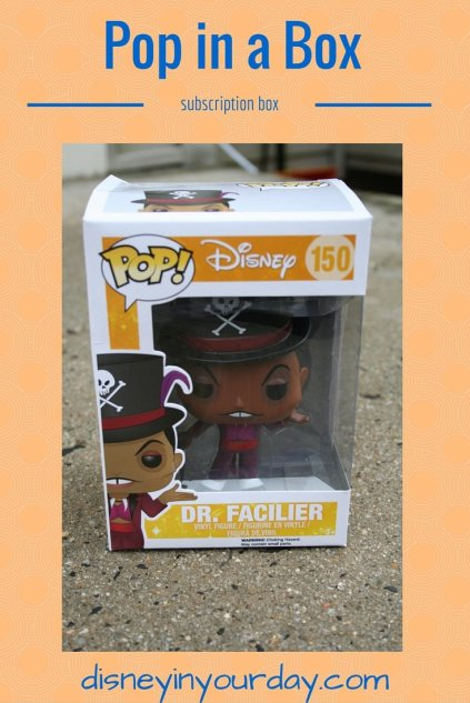 Pop in a Box - Disney in your Day