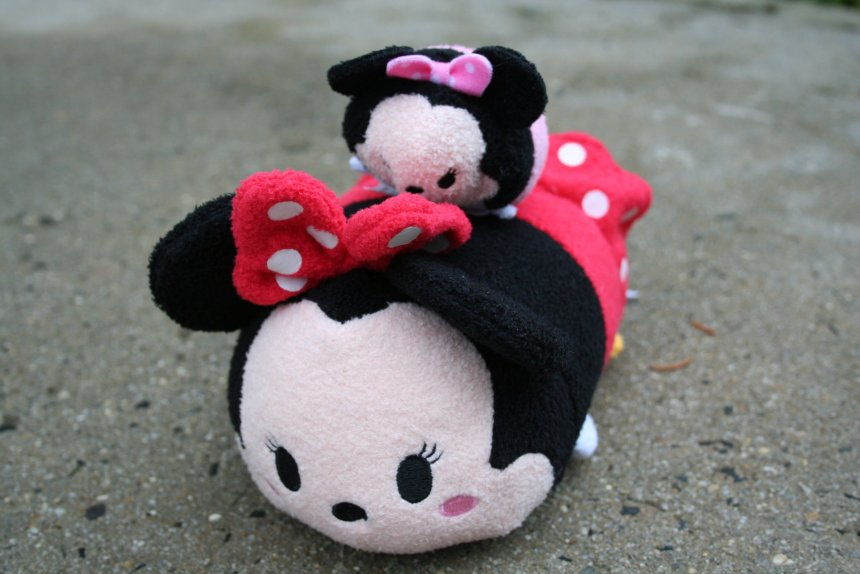Tsum tsum subscription box - Disney in your Day