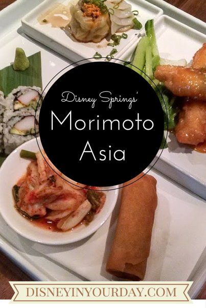 Morimoto Asia - Disney in your Day