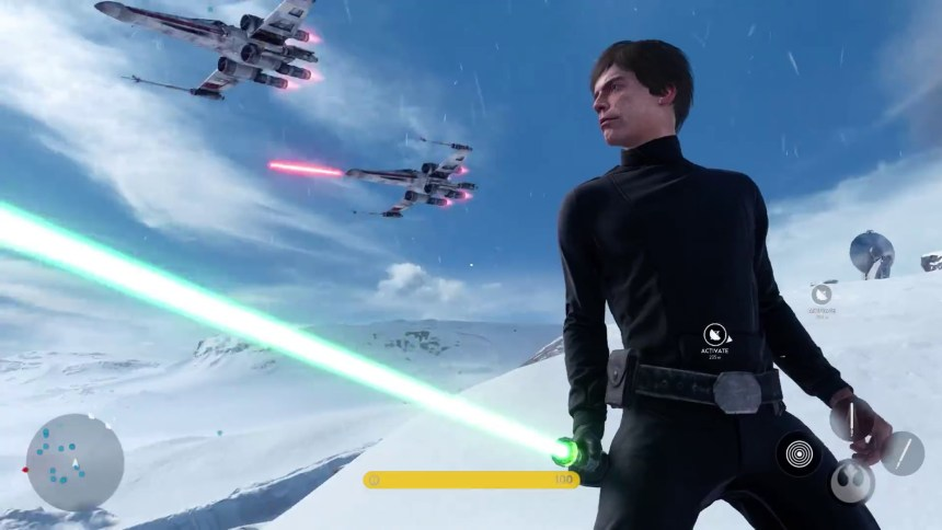 Star Wars Battlefront - Disney in your Day