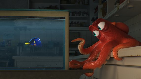 Finding Dory - Disney in your Day