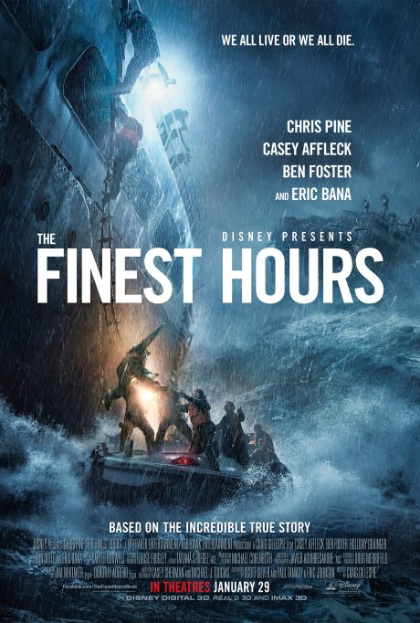 The Finest Hours - Disney in your Day