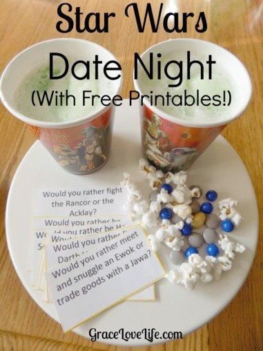 star wars date night