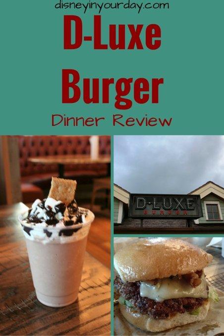 D-Luxe Burger