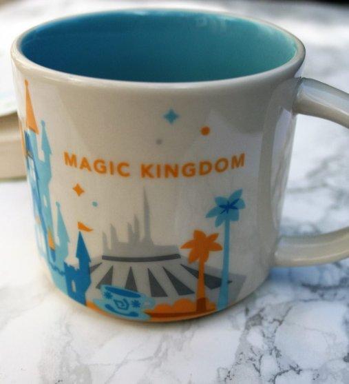 Magic Kingdom mug - Disney in your Day