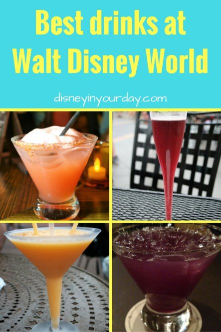 Best drinks at Walt Disney World