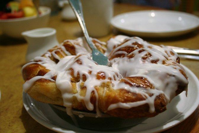 Garden Grill breakfast - Disney in your Day