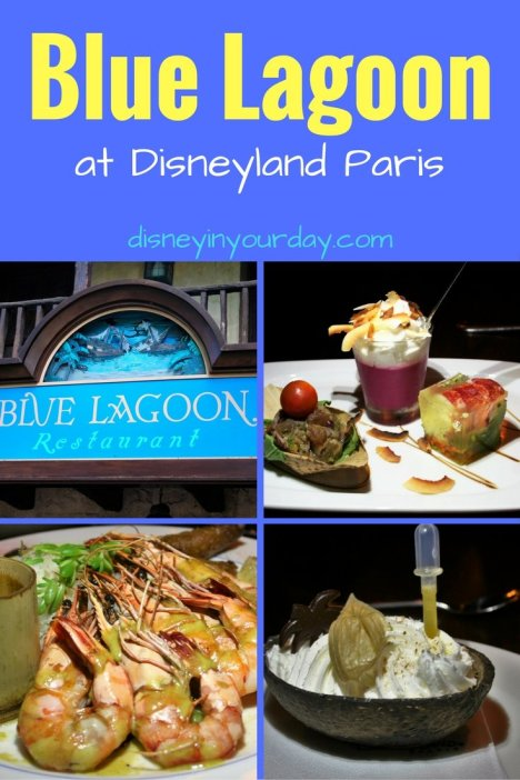 Blue Lagoon - Disney in your Day