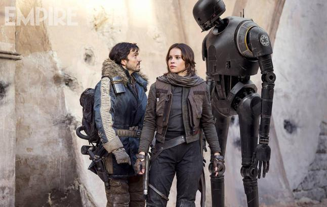 Rogue One review - Disney in your Day