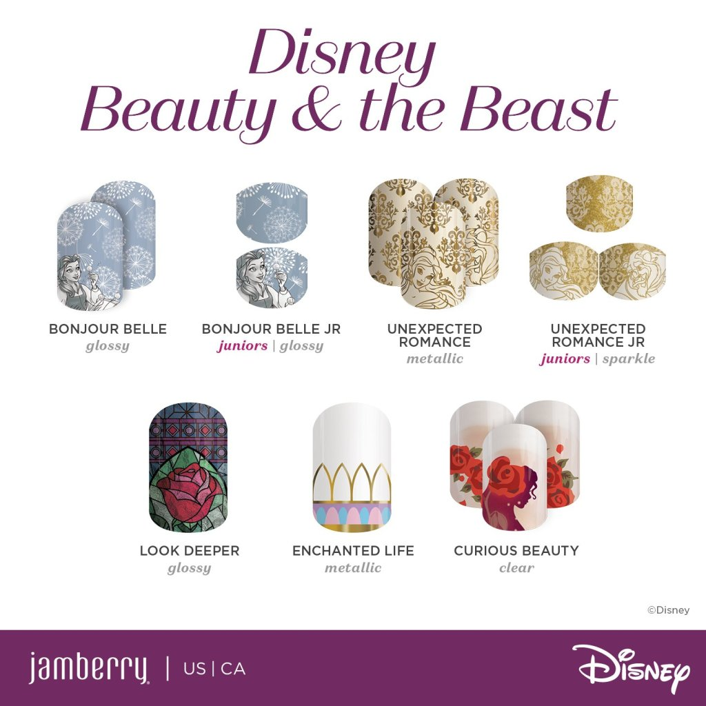The Disney Collection by Jamberry