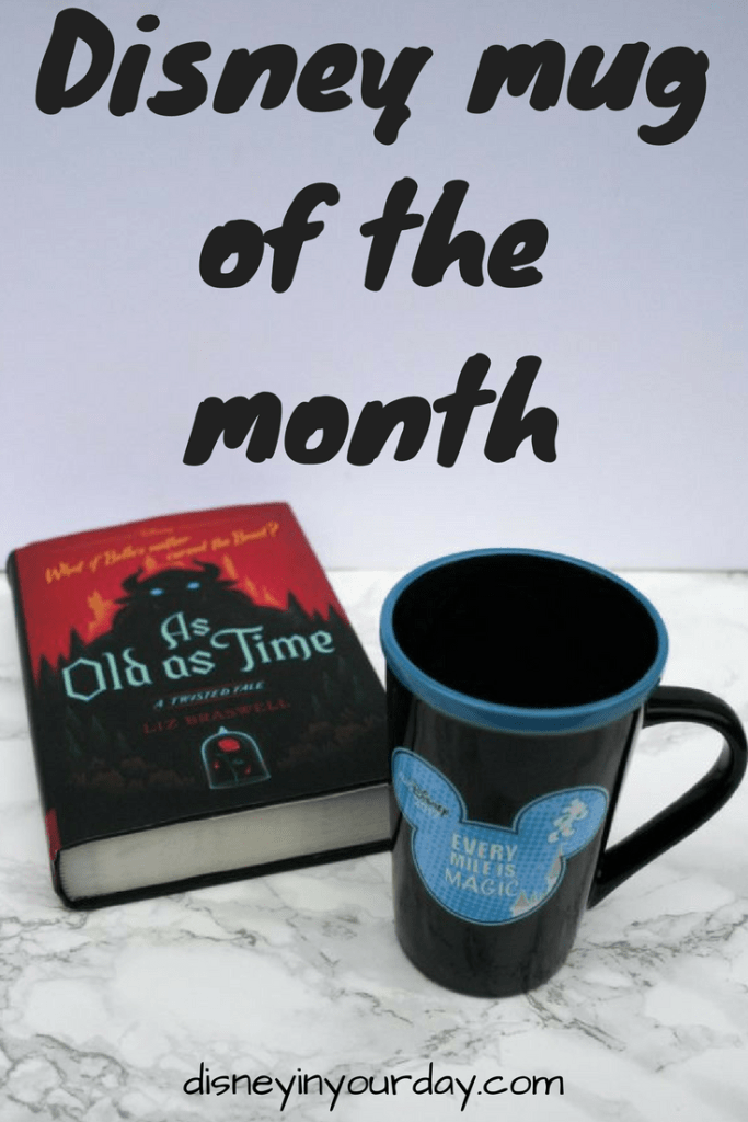 Disney mug of the Month: RunDisney