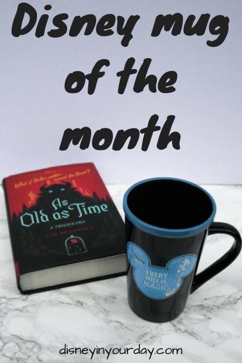 RunDisney mug - Disney in your Day