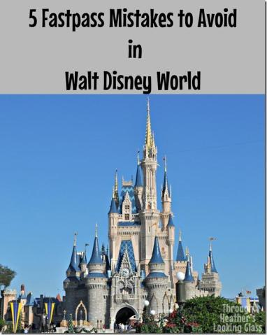 Disney World planning - Disney in your Day