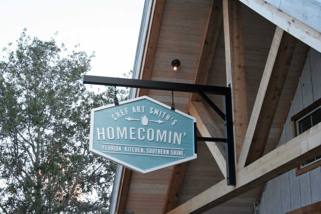 Chef Art Smith's Homecomin' - Disney in your Day