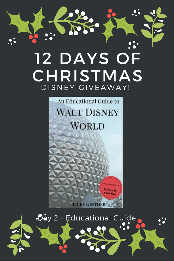 12 days of christmas disney giveaway day 2 disney in your day - Disney 12 Days Of Christmas