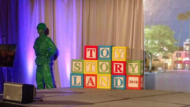Toy Story Land preview - Disney in your Day