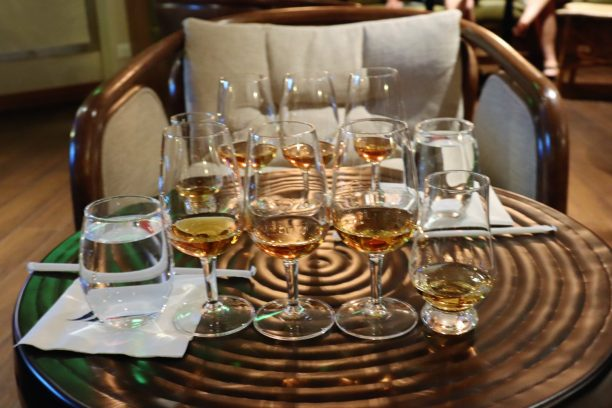 whiskey tasting on the Disney Magic - Disney in your Day