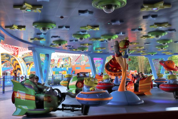 Toy Story Land - Disney in your Day