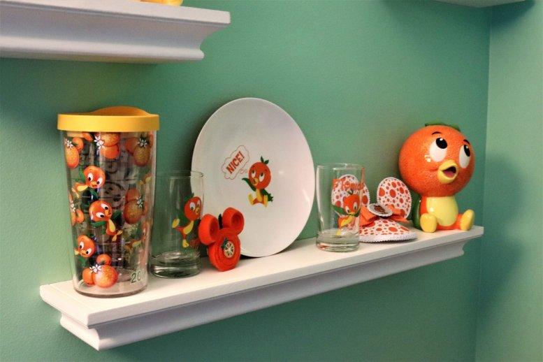 My orange bird collectibles - Disney in your Day