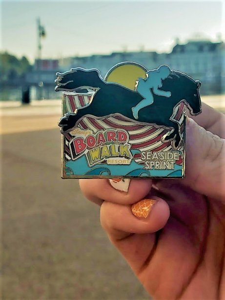 Seaside Sprint - Disney in your Day