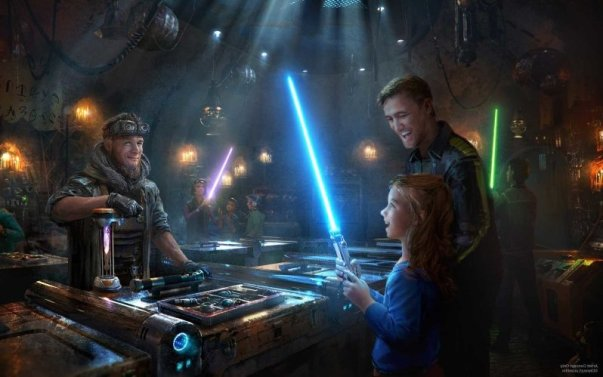 details of Star Wars: Galaxy's Edge - Disney in your Day