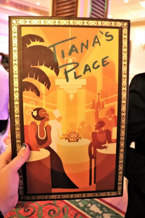 Tiana's Place - Disney in your Day
