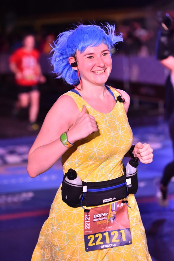 Joy running costume - Disney in your Day