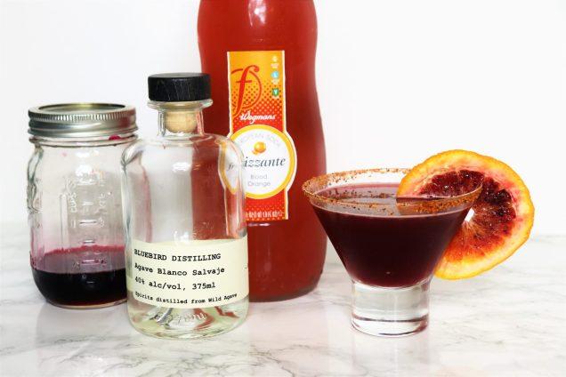 blood orange margarita recipe - Disney in your Day