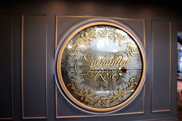 Enchanted Rose Lounge - Disney in your Day