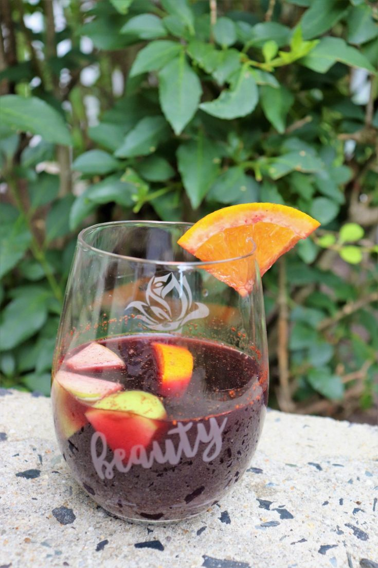 Moroccan sangria recipe