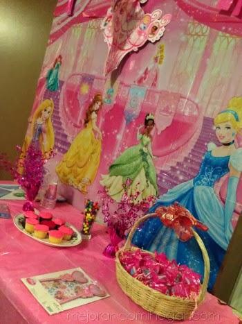 Fiesta de Princesas - Disneylandiaaldia.com