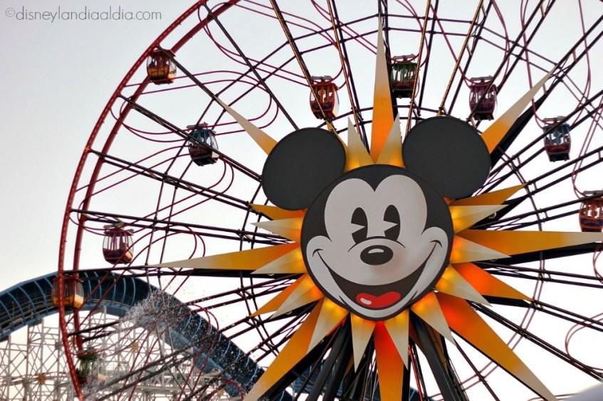 cuentas de Disney en los medios sociales