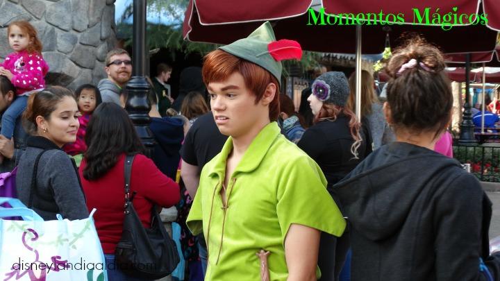 Peter Pan en Disneylandia - Disneylandiaaldia.com
