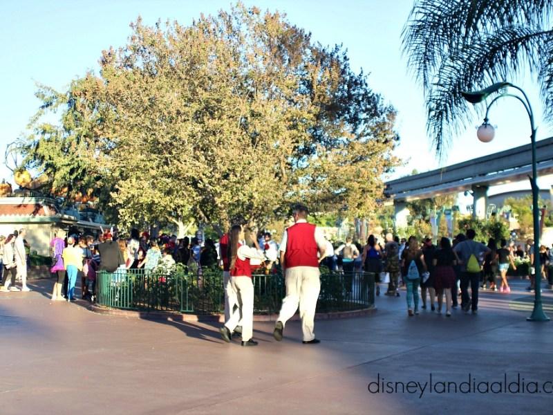 Nuevo Punto de Control de Seguridad para Disneylandia