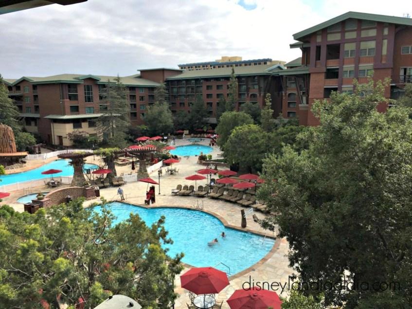 disney grand california hotel en disneylandia