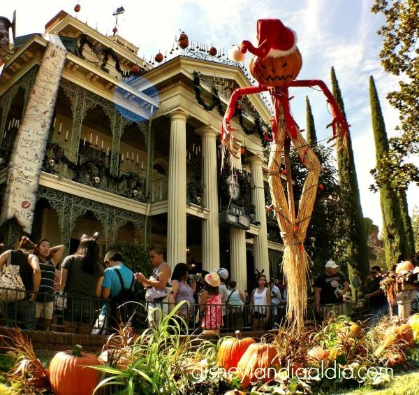 La Navidad Regresa a Disneylandia el 10 Noviembre