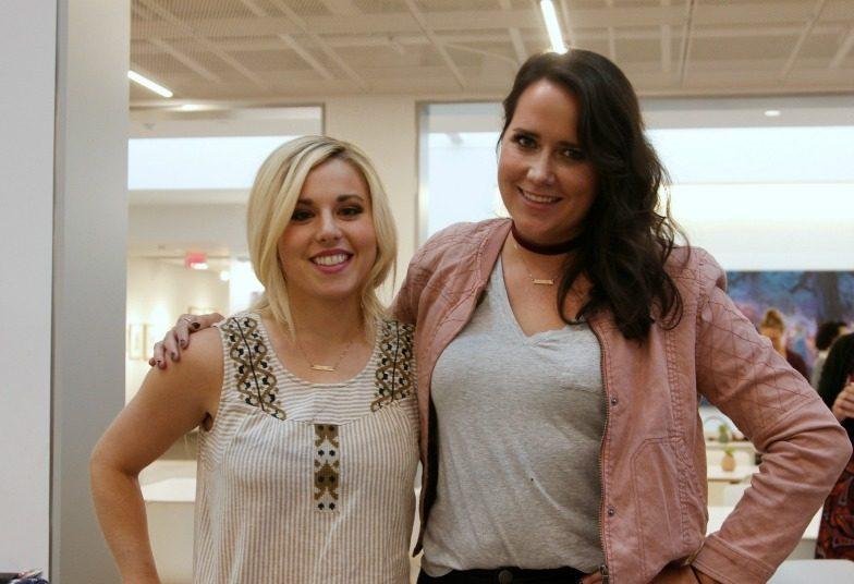 Elyssa Samsel & Kate Anderson