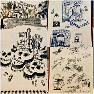 7 Datos Curiosos del Restaurant de Pixar Pier