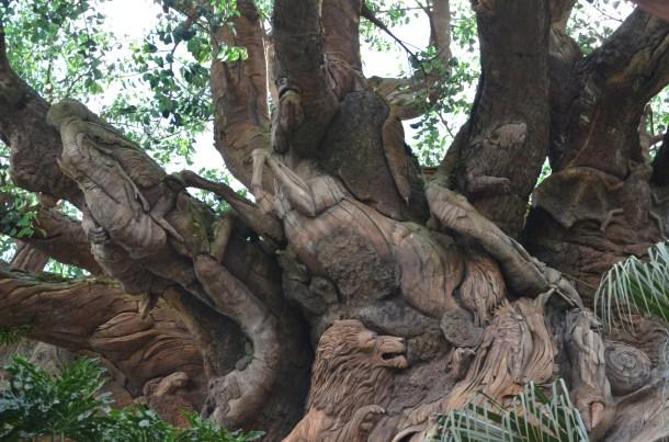 under Tree of Life
