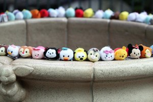 Tsums wishing well
